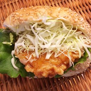 チキン南蛮サンド
